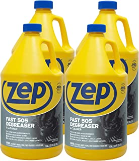 Zep Fast 505 Cleaner & Degreaser 1 Gallon ZU505128 (Case of 4)