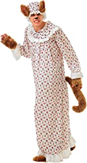 big bad wolf grandma costume