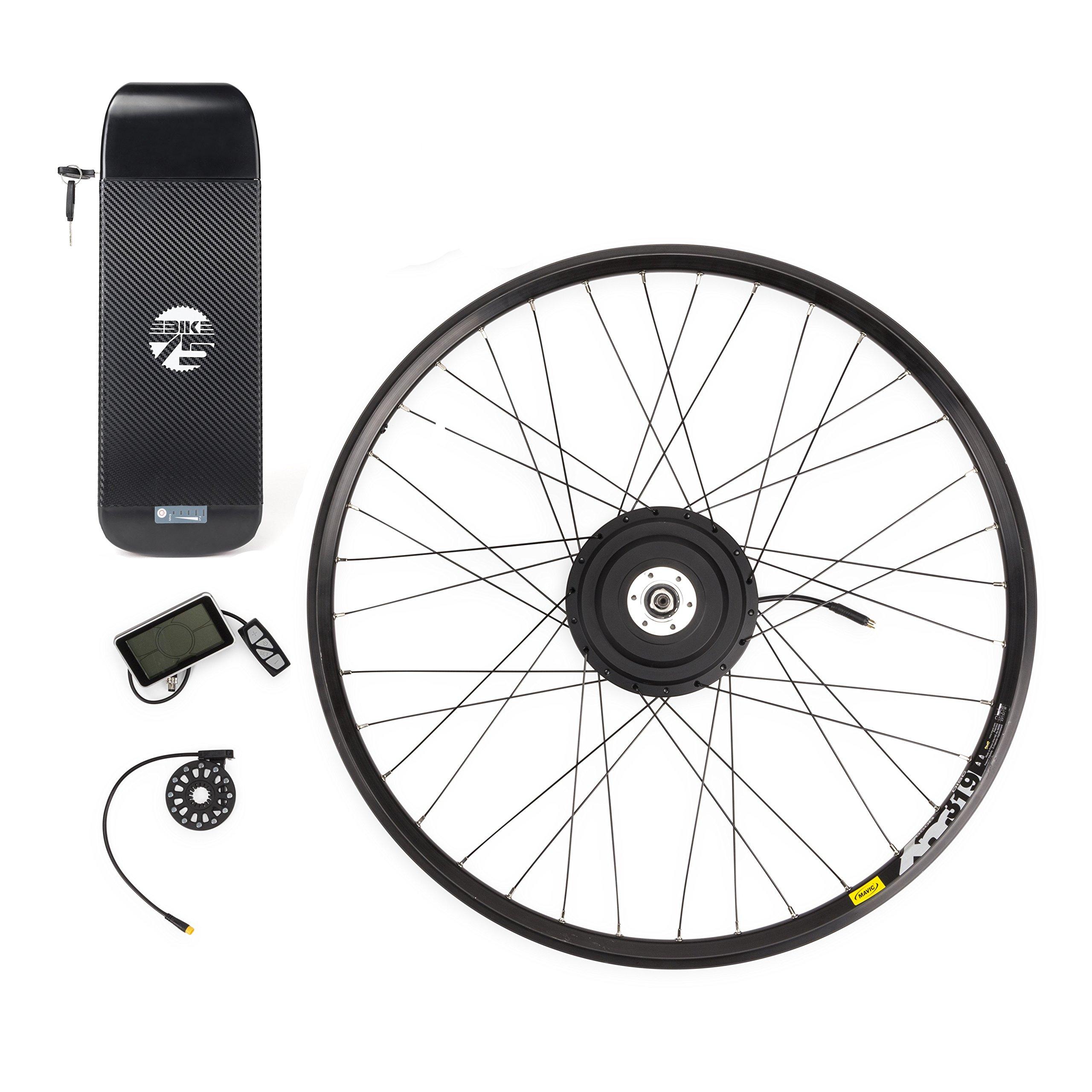 eBike75 02030201 Kit de Conversión a Bicicleta Eléctrica, Unisex ...
