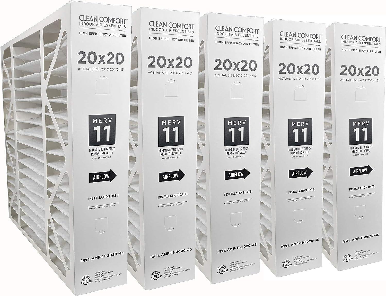 Clean Comfort AMP-11-2020-45 5-Pack 最安値に挑戦 - Media 4.5