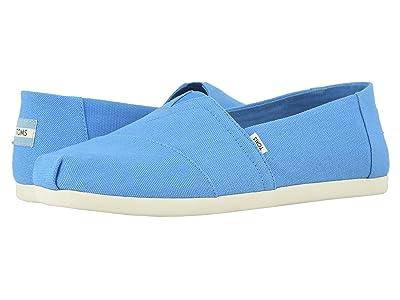 TOMS Alpargata (Blithe Blue) Men