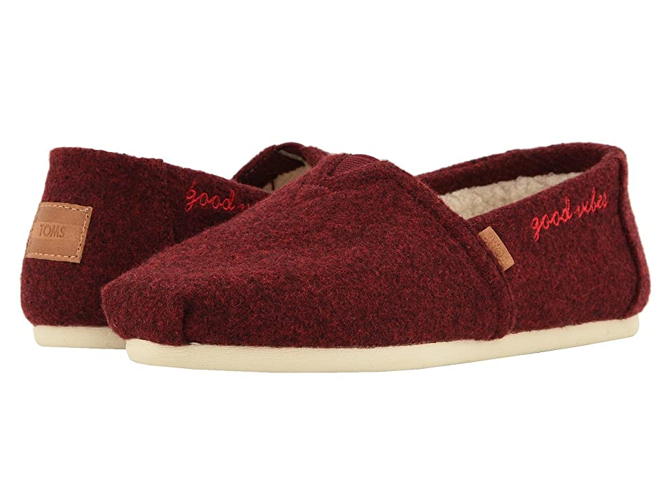 TOMS Alpargata (Burnt Henna/Good Vibes) Women