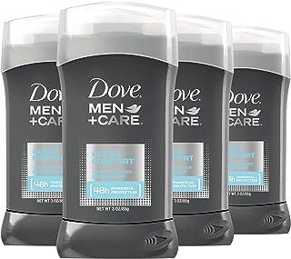 Dove Men + Care Deodorant Stick، Comfort Comfort، 3 اونس، 4 عدد