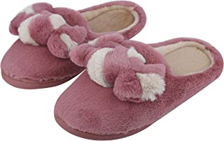 IRSOE Fur Comfortable Indoor/Outdoor Soft Bottom Slippers |Womens Flipflop |Womens Fancy Slippers |Girls Slippers flip Flop