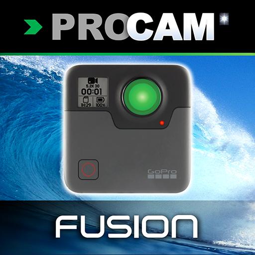 ProCam GoPro Fusion