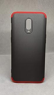 GKK Case for Oneplus 6T Case 360 Full Protection Matte Comfortable Feel Shockproof Hard PC 3 In 1 Back Case for oneplus 6T...