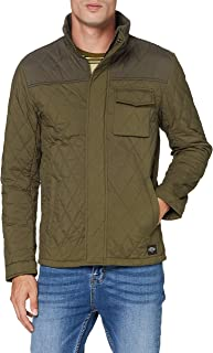 Scotch & Soda Men's Classic Short Quilted Jacket