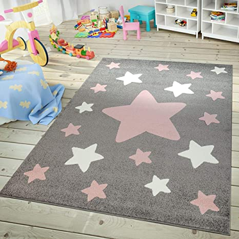 little twin stars pink square Floor Mat Carpets Bedroom Rug mas rugs fashion