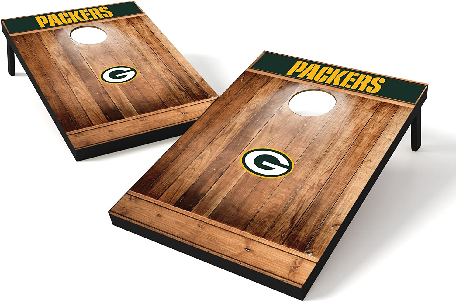 Wild Sports NFLCornhole Outdoor Game Set OFFicial shop New Free Shipping Foot 3' - x Recreat 2'