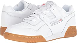 White/Carbon/Classic Red/Reebok Royal/Gum