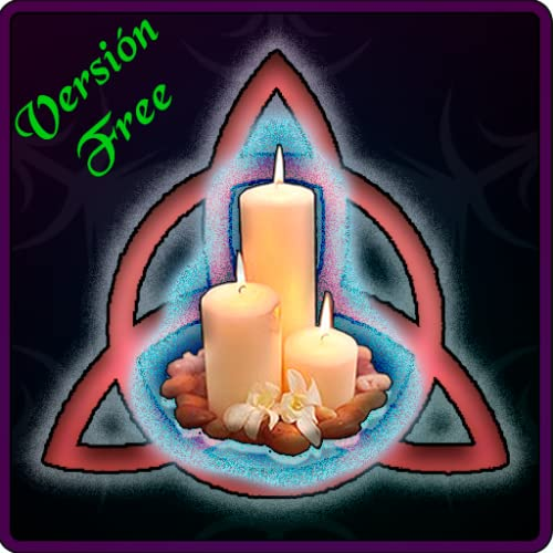 Libro de Hechizos y rituales de magia Velas Free