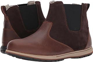 أحذية رجالية من Columbia Davenport Chelsea من الجلد