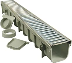 metal channel drains for driveways