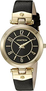 Armitron Women's 75/5338 Leather Strap Watch