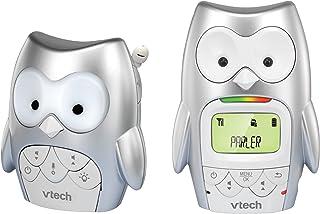VTech - Babyphone Hibou Family - Fonction veilleuse, communication parent/bébé - BM2300 - Version FR