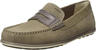 Geox U Mirvin B, Mocassins (Loafers) Homme