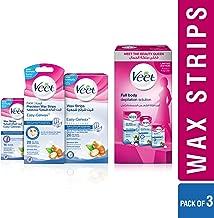 Veet Limited Edition Wax Strip Kit