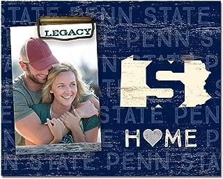 NCAA Fan Shop Penn State Nittany Lions Legacy Memento Photo Holder 8x10, One Size, Wood