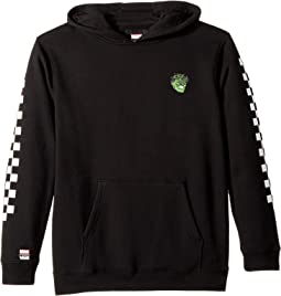 Vans X Marvel® Hulk Pullover Fleece (Big Kids)