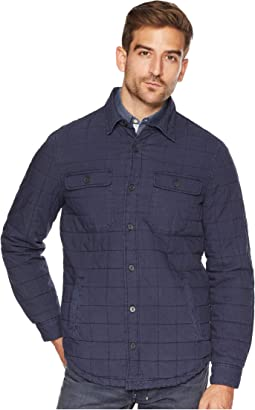 Trent Quilted Shirt Jacket