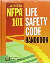 Nfpa 101: Life Safety Code Handbook, 2012 Edition