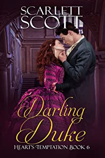 Darling Duke (Heart's Temptation Book 6)