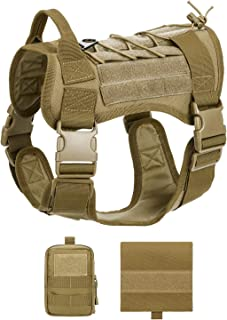 Best dog vest harness with handle Reviews