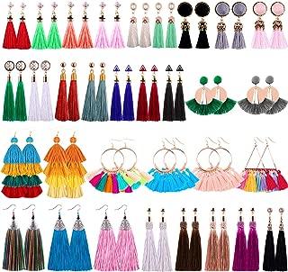 Best cheap tassel earrings wholesale Reviews