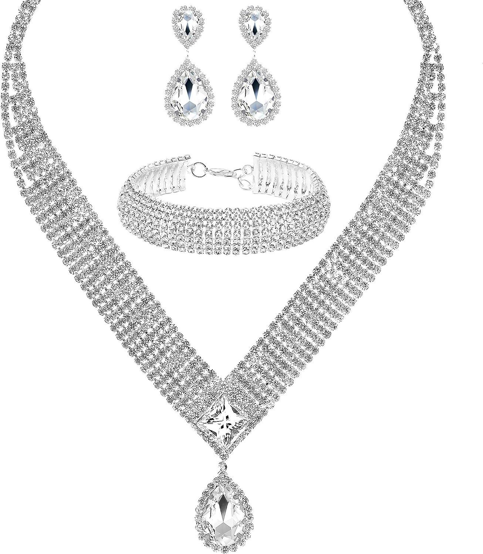 MMIRACULOUS GARDEN Large discharge sale 2-4 famous Pack Crystal Crown Tiara Rhinestone N