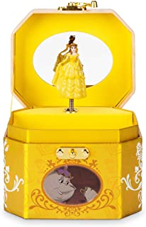 Dis Belle Musical Jewelry Box - Gold