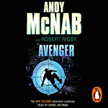 Avenger: Boy Soldier, Book 3