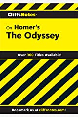 CliffsNotes on Homer's The Odyssey Kindle Edition