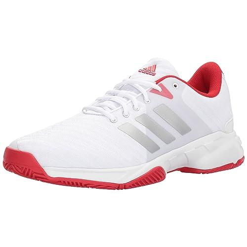 e1f4b4a986e adidas Men s Barricade Court 3 Tennis Shoe