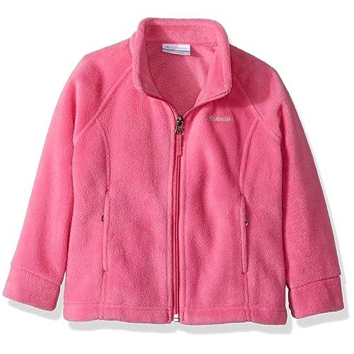 bbd8912ea Columbia Girls' Benton Springs Fleece Jacket