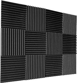 12 Pack Set Acoustic Panels, 2