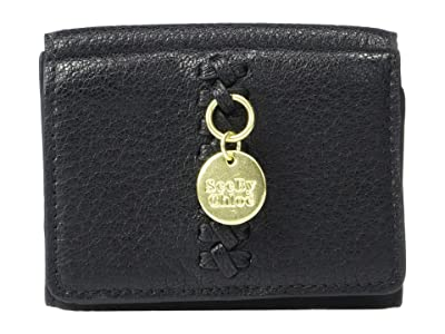 See by Chloe Tilda Coin Purse (Black) Handbags