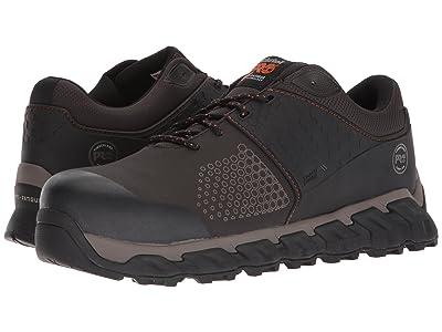 Timberland PRO Ridgework Composite Safety Toe Low (Brown) Men