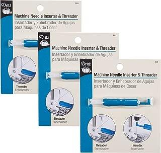 Dritz Machine Needle Inserter and Threader (3 Pack)