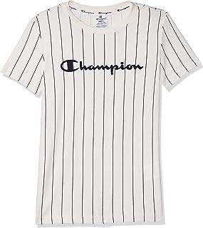 Champion Crewneck T-Shirt for Women - White S