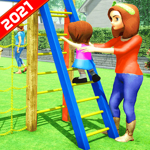Virtual Babysitter Baby Care Home Simulator: Ultimate Family Fun Games 2021