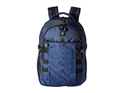 Victorinox VX Sport Cadet Laptop Backpack (Blue/Black Logo) Backpack Bags