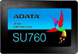ADATA SU760 256GB 3D NAND 2.5 Inch SATA III Internal SSD (ASU760SS-256GT-C)