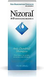 Nizoral A-D Anti-Dandruff Shampoo with Ketoconazole 1%, Dry Itchy Scalp Shampoo for Dandruff Control & Relief, 7 fl. oz | ⭐️ Exclusive