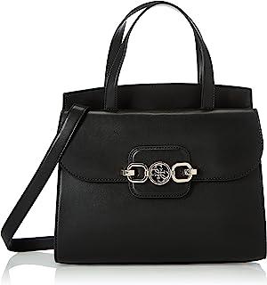 Guess Borsa a mano/tracolla Hensely satchel black BS21GU85 VG811306