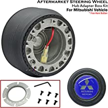 1 x Steering Wheel Hub Adapter Boss Kit Fits For Mitsubishi Lancer EVO 4 5 6 IV V VI FTO