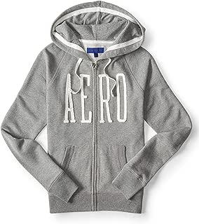 Aeropostale NY Women's Full-Zip Hoodie Sweatshirt