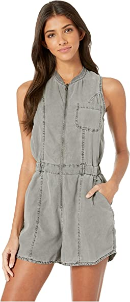Hitched Romper