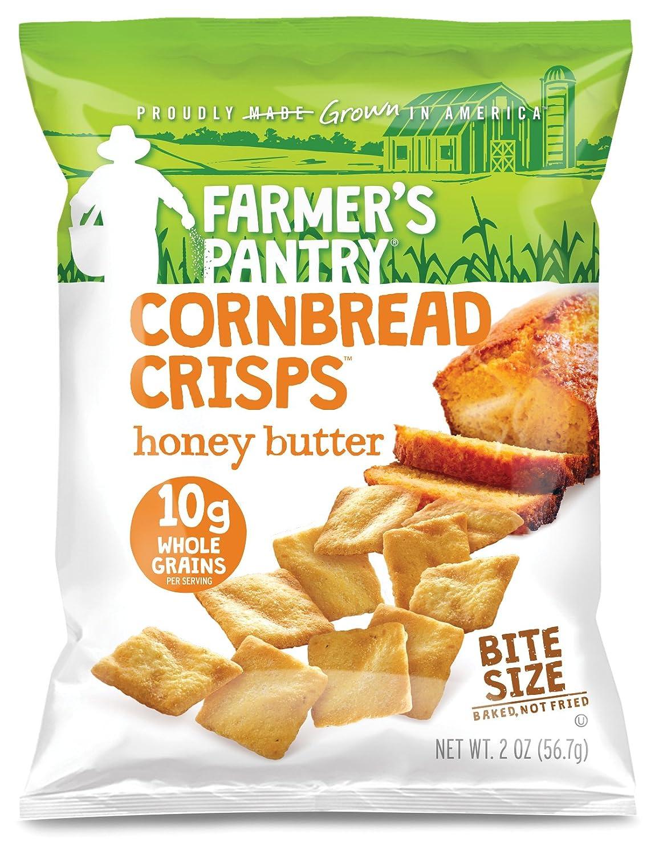 Farmer's Pantry Honey famous Butter 2 Crisps Max 85% OFF Cornbread O