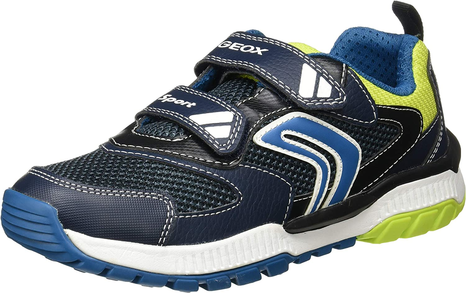 Geox - Little Kids' Big Sneakers Free Shipping New Branded goods 4 Boys' Tuono