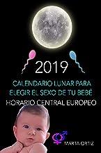 Calendario Lunar  2019 para elegir el sexo de tu bebé